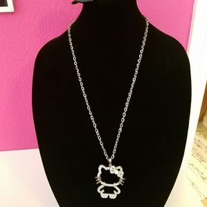 Hello Kitty jewel necklace